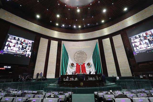 Exhortó Legislativo al Ejecutivo Federal a fortalecer estrategia coordinada de información sobre el Covid-19