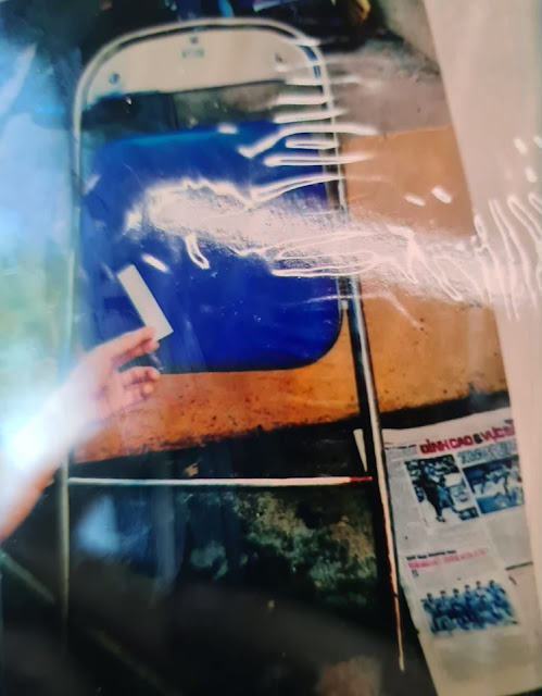 Chấn động: Chiếc ghế đầy máu ở bưu điện cầu voi biến mất vụ án Hồ Duy Hải