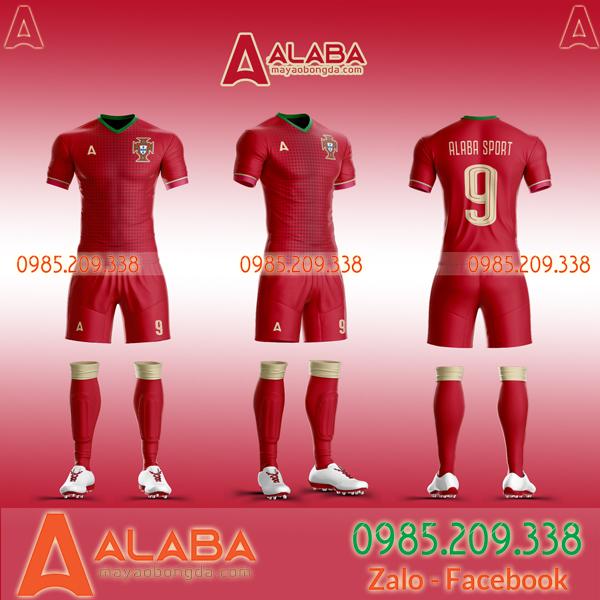 Quần áo bóng đá đội Bồ Đào Nha