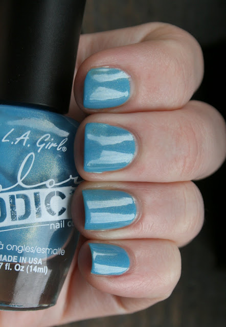 LA Girl Addict - Hooked swatch