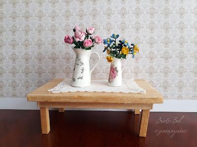 Minyatür Çiçekler