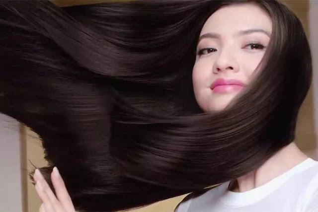 Langkah Membuat Rambut Lembut Bersinar Dengan Alami