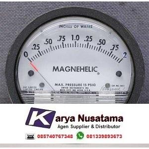 Jual Dwyer Magnehelic M2300 Differential Pressure Gage di Surabaya