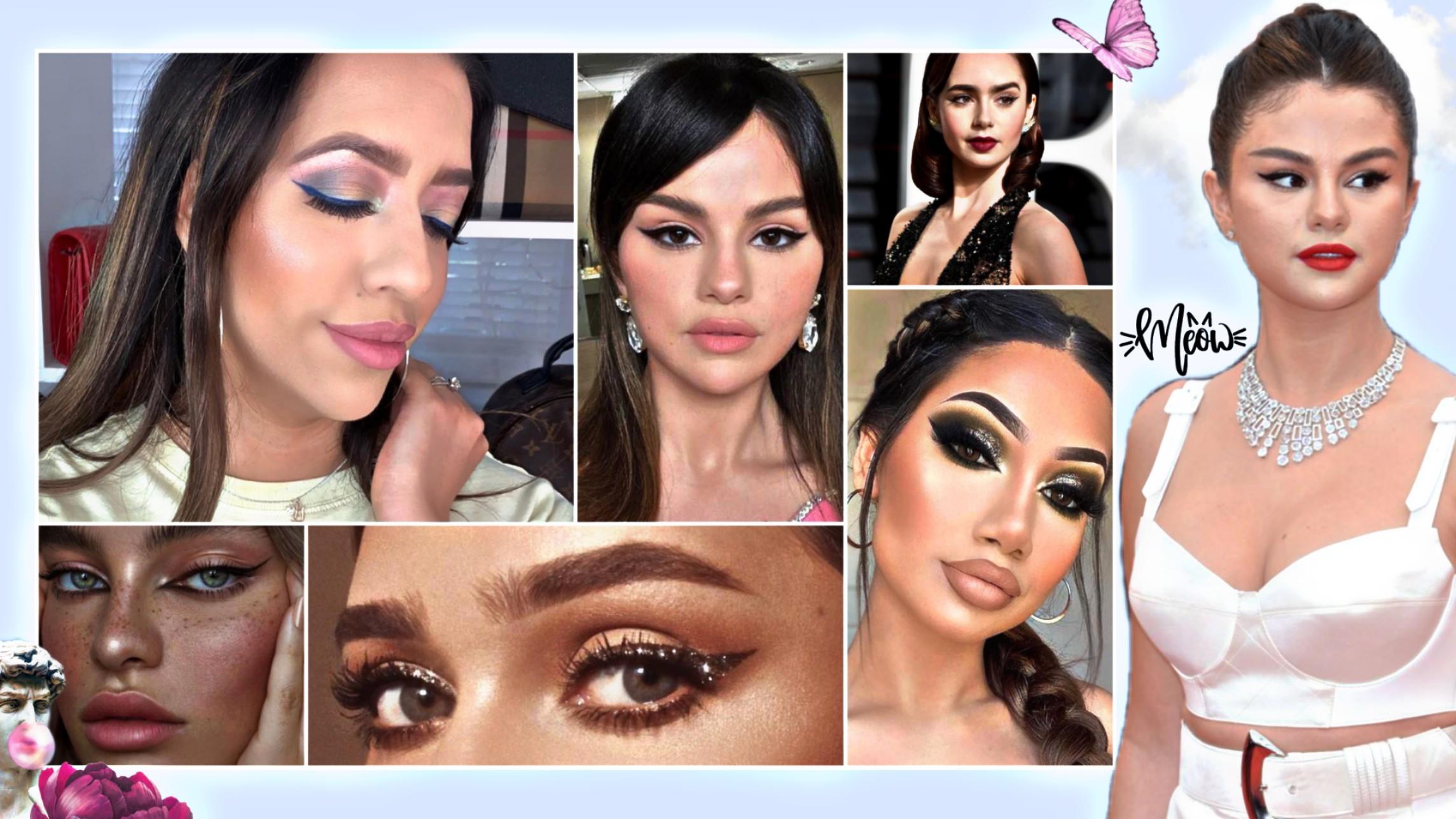 5 estilos de maquillaje para invitada de boda