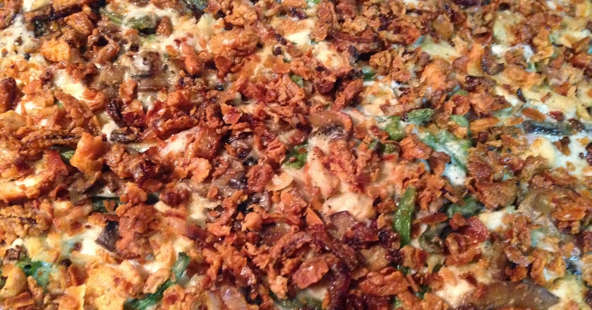 Food Network Green Bean And Mushroom Casserole