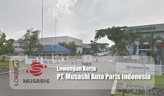 Lowongan Kerja PT Musashi Auto Parts Indonesia
