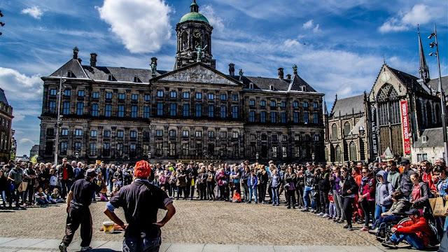 موضوع شامل و متكامل للهجرة الى هولندا عن طريق السياحة