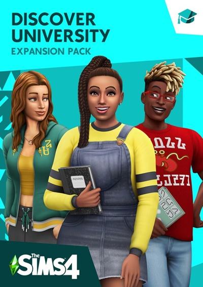 โหลดเกมส์ The Sims 4: Discover University