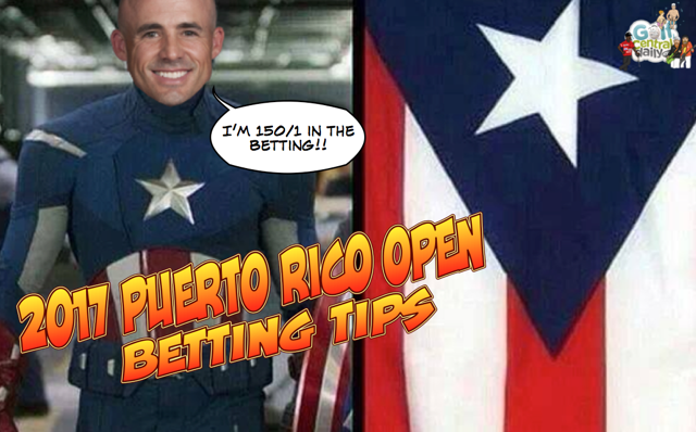 Puerto Rico Open Betting Tips