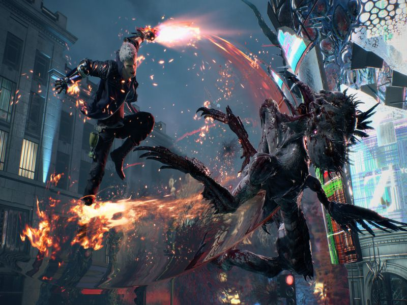 Download Devil May Cry 5 Game Setup Exe