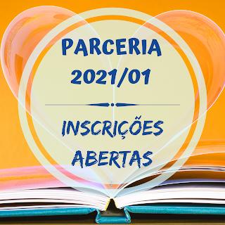 Inscrições para Parceria 2021/01