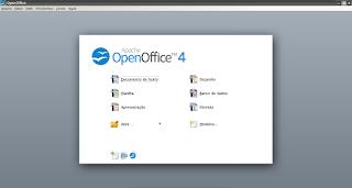 Nova versão do OpenOffice