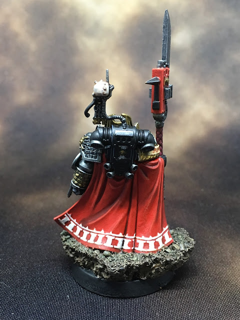 Deathwatch Watch Master Amiel back