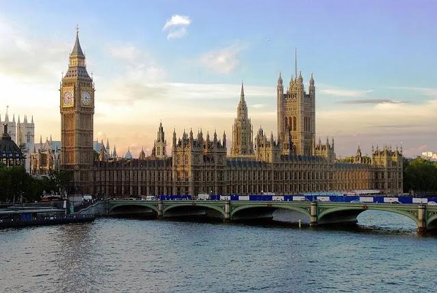 6. Parliament and Big Ben