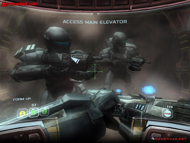 Star Wars Republic Commando Gameplay Screenshot 3