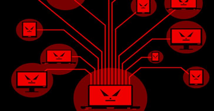 Aura Botnet : A Super Portable Botnet Framework With A Django-Based C2 Server