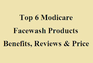 modicare face wash pack