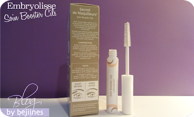 Embryolisse - soin booster pour cils