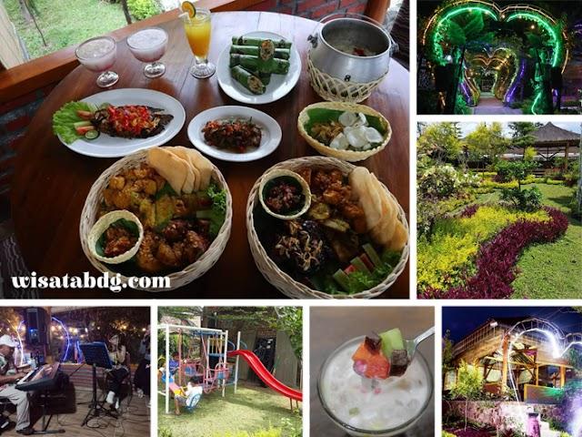 Saung Injuk Resto, Rumah Makan Nyaman dan Instagramable di Soreang