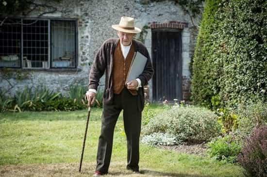 Ian McKellen- Mr Holmes 2015