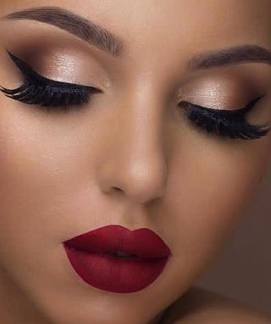 Eyeshadow Ideas - These Are The 10 Best Glamor Eyeshadow Ideas And Eyeshadow Basics Everyone Must Know! Part 5