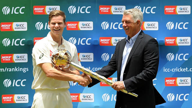 ICC RANKINGS: INDIA LOSE TOP SPOT IN TEST RANKINGS, DROPS TO THIRD