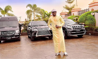 E-Money's 10 Luxury Vehicles Impounded Over N6M Import Duty
