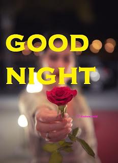 good night kiss husband