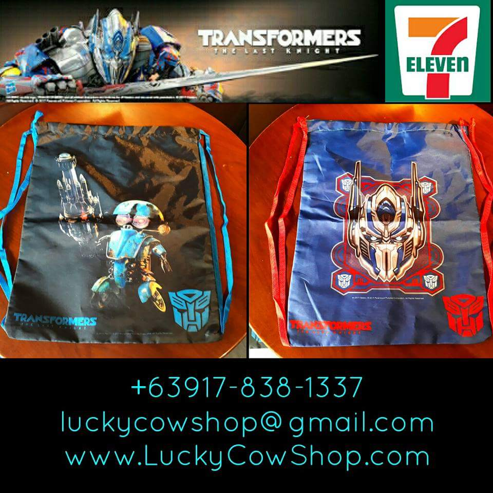 711 transformers drawstring philippines