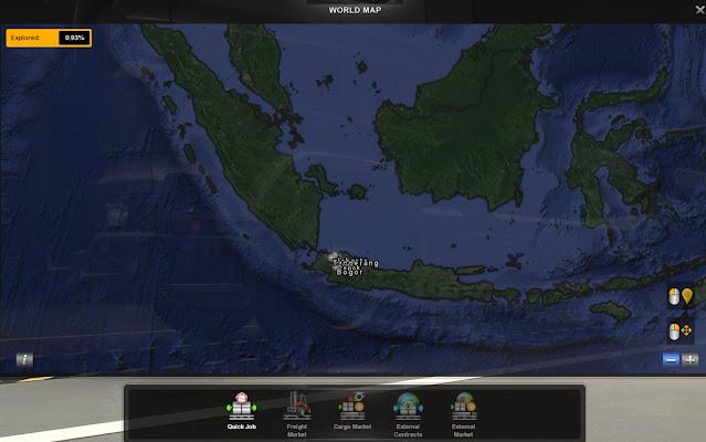 MAP ETS2 JRR V0.3