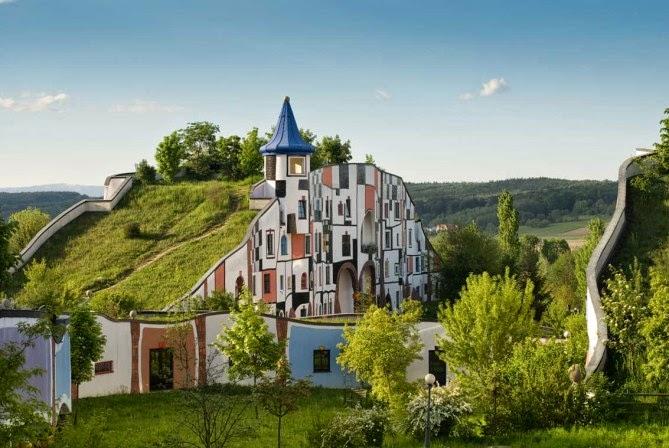 Dvorac Hotel, Austrija