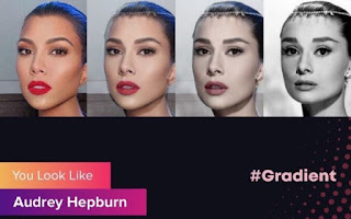 Download Aplikasi Gradient You Look Like