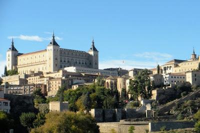 Madrid Day trip: Alcázar of Toledo