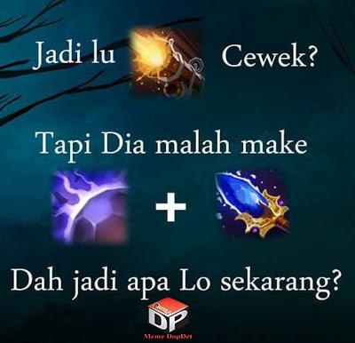 MEME DOTPED DOTA 2 INDONESIA