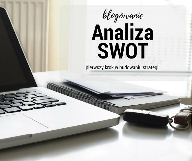 Analiza SWOT .. pierwszy krok w budowaniu strategii.