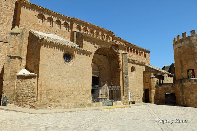 Iglesia de Monteagudo de las Vicarías, Soria
