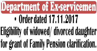 desw-order-family-pension-clarification