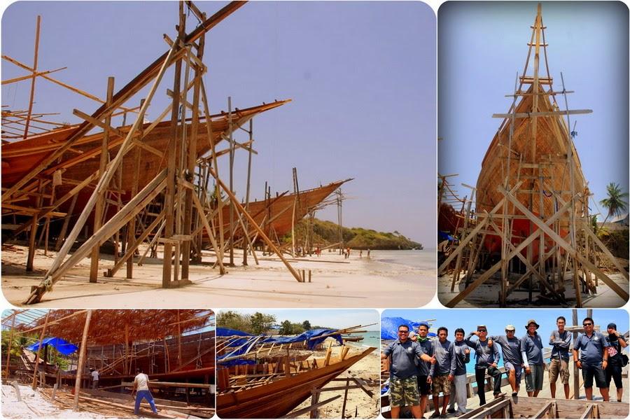 Kapal Phinisi Bulukumba