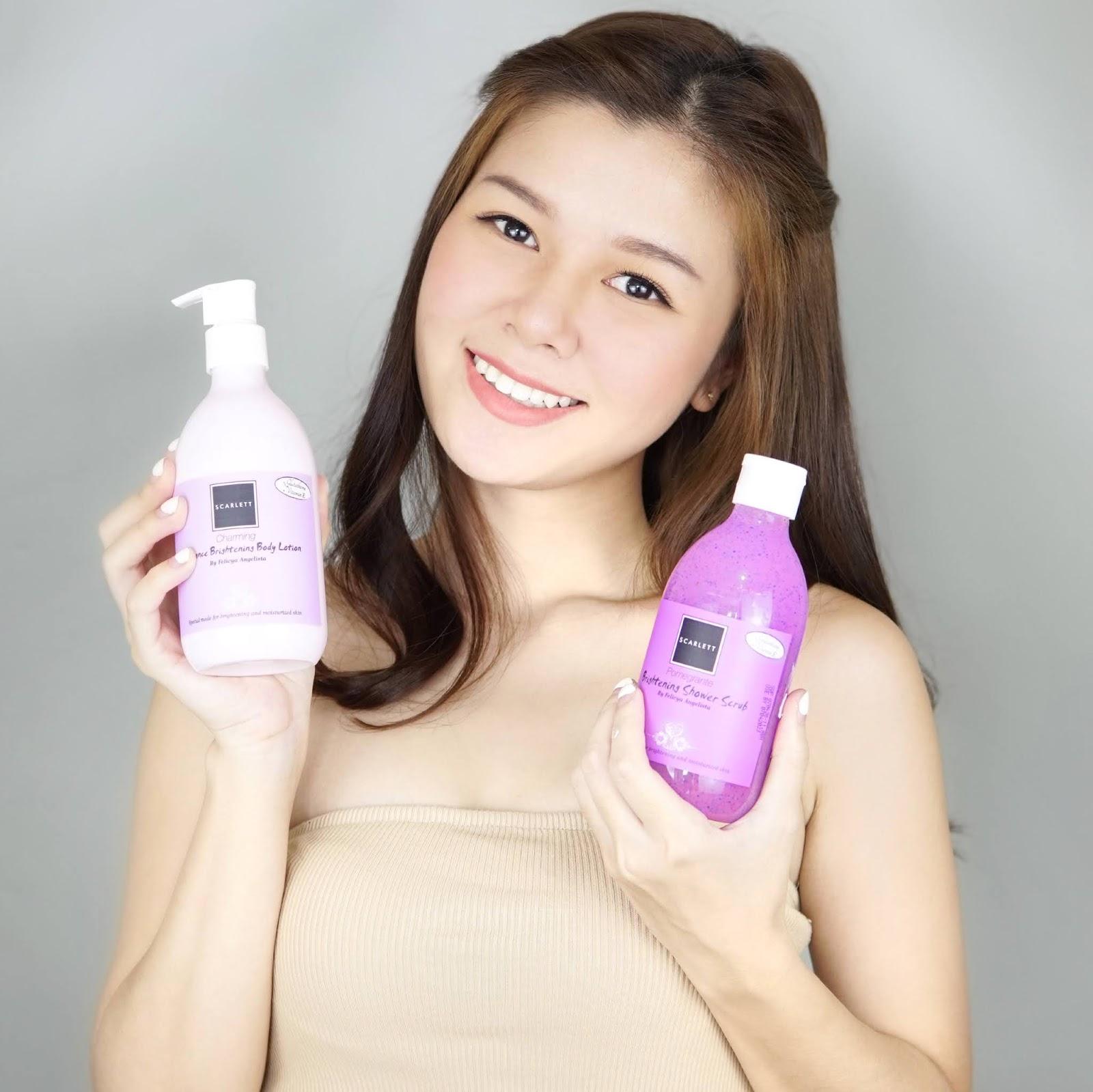 Cara Memutihkan Kulit Dengan Aman Scarlett Whitening Elin Ivana Beauty Blogger Indonesia
