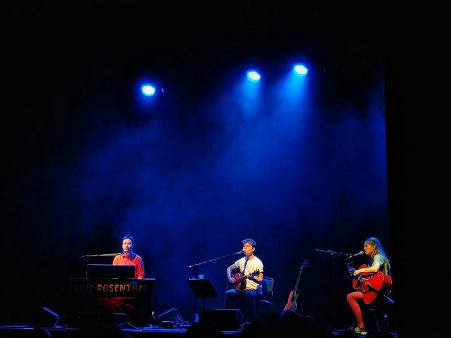 Relacja z koncertu Toma Rosenthala w Warszawie, 24.05.2019