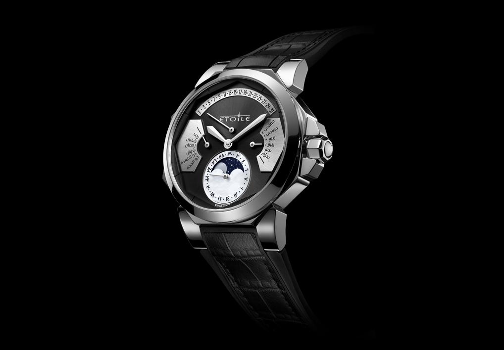 Montres Etoile mesmerizes Arab world with unique timepiece