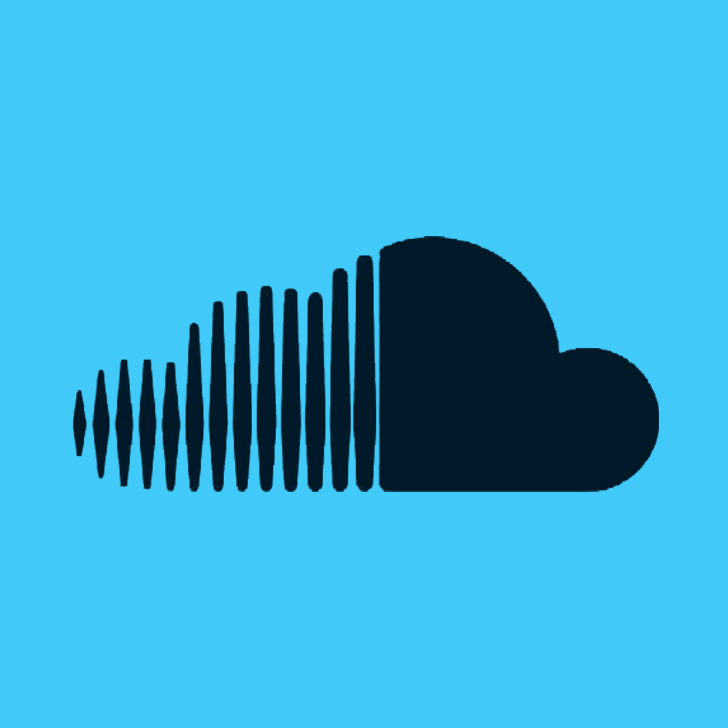 SoundCloud Social Networking Icon For Justin Woodie