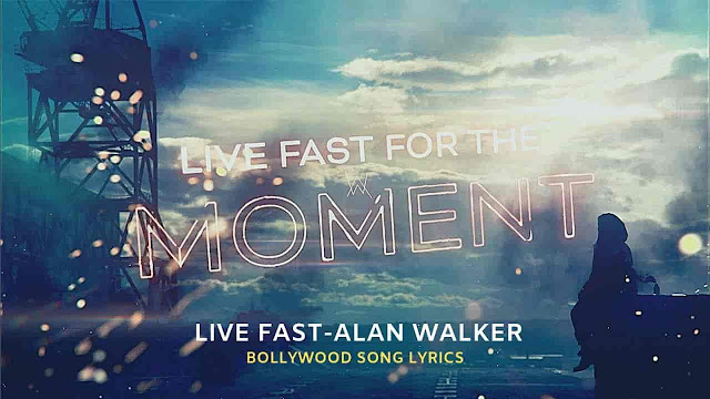 Live Fast  Lyrics (PUBGM)- Alan Walker