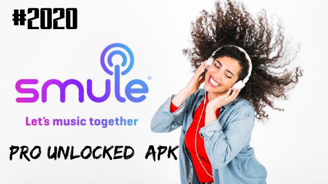 Smule APK 6.8.5  VIP Premium / Mod / Pro Apk (MOD VIP Unlocked)