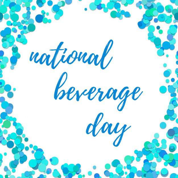 National Beverage Day Wishes Images
