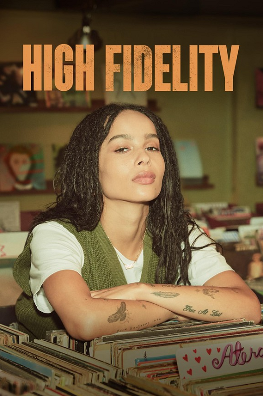 High Fidelity 2020 poster