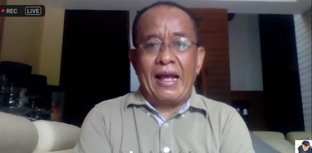 Said Didu Ketawa, Pemerintah Pusat Kok Jadi Oposisi Anies Baswedan?