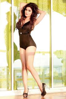 Kangna Sharma  bikini Picture shoot 001.jpg