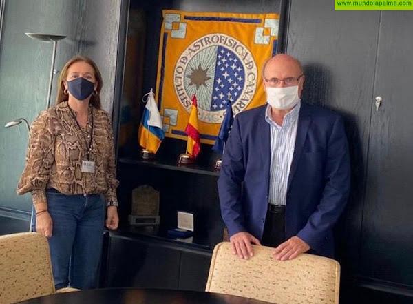 El Ayuntamiento de Fuencalienteavanza para contar con la primera Astrobiblioteca de Canarias