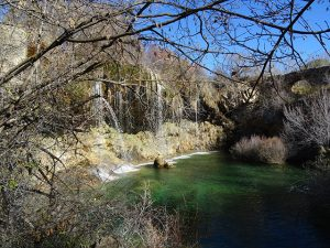 Cascada y Molino de San Pedro